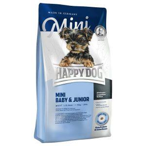 غذا خشک هپی داگ mini baby & junior
