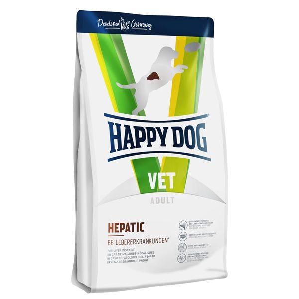 غذا خشک هپی داگ مدل Hepatic