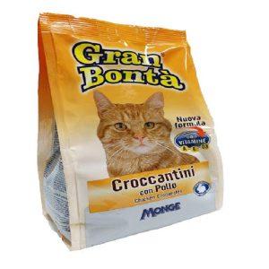 غذا خشک گربه gran bonta مدل Chicken