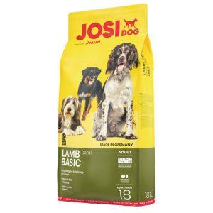 غذا خشک سگ جوسرا مدل lamb basic