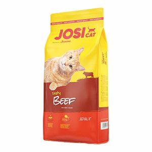غذا خشک گربه جوسرا مدل tasty beef