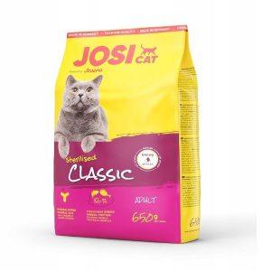 غذا خشک گربه جوسرا مدل sterilised classic
