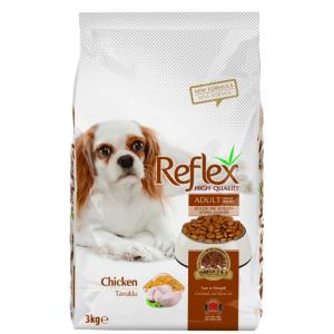 غذا خشک سگ رفلکس با طعم مرغ