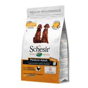 غذا خشک سگ شسیر مدل medium maintenance