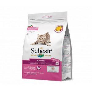 غذا خشک گربه شسیر مدل kitten